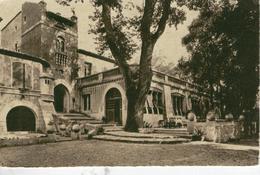 MARSEILLE, CAMOINS LES BAINS, Le Grand Hôtel ,salle à Manger, Extérieur -1940- Bon état - Les Caillols, La Valentine