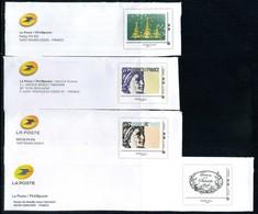 Fragment D'entier Postal  La Poste   (2700) - France