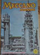 Rare Revue Meccano Dinky Toys  N° 8 Mai 1954 - Meccano