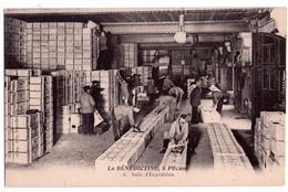 1914- La Bénédictine à Fécamp - N°6 Salle D'expédition - - Vines