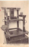 Chaise D'exorciste Servant à Guérir Les Possédés (Chine ) (paris Musée Guimet) - Chine