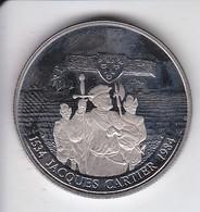 MONEDA DE CANADA DE 1 DOLLAR DEL AÑO 1984 (COIN) JACQUES CARTIER - Canada