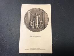 «Je Vous Garde!» 1952 Saint Bonaventure - Devotion Images