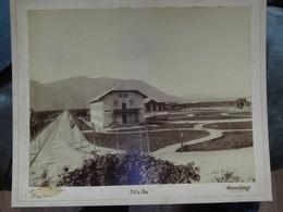 1895/1905 - CERNIK, Karton Foto 28X23cm., Gute Zustand,  6 Scan - Croatie