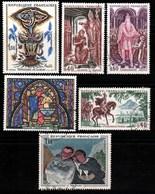 France - Lot De 1966 - Y&T 1492 / 1497 - Cote 3 € - France