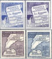 Ref. 180657 * NEW *  - CHILE . 1958. CHILEAN ANTARCTIC. ANTARTICA CHILENA - Chile