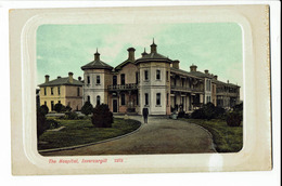 CPA - Carte Postale -  Nouvelle Zeelande -The Hospital Invercargill -  S775 - Neuseeland