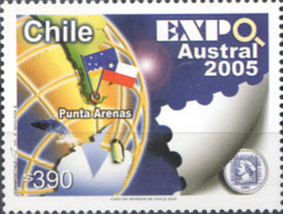 Ref. 304806 * NEW *  - CHILE . 2005. EXPO AUSTRAL-2005 - Chili
