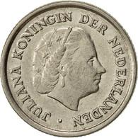 Monnaie, Pays-Bas, Juliana, 10 Cents, 1963, TTB, Nickel, KM:182 - [ 3] 1815-… : Kingdom Of The Netherlands