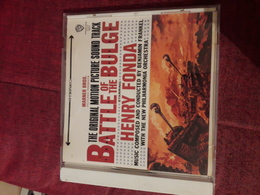 Cd    Battle Of The Bulge By Benjamin Frankel With New Philharmonia Orchestra - Soundtracks, Film Music