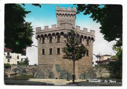 FIRENZUOLA - LA ROCCA  VIAGGIATA FG - Firenze