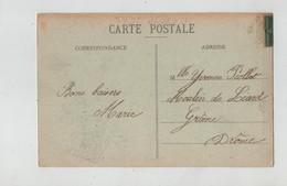 Correspondance Piollet Moulin De Liard Grâne 1917 - Alte Papiere
