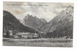 BAGNI MOOS IN SESTO - S.CANDIDO VAL PUSTERIA  VIAGGIATA FP - Bolzano (Bozen)