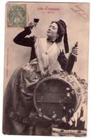 1918 - Les Boissons - Le Vin - Ph. A. Bergeret - - Vignes