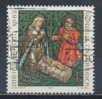 °°° AUSTRIA 1982 - Y&T N°1553 °°° - 1945-.... 2a Repubblica
