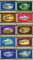 Ref. 177083 * NEW *  - COLOMBIA . 1965. HISTORIA NACIONlAL DE LA AVIACION - Colombia