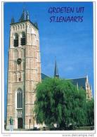 Groeten Uit St.-Lenaarts - Kerk - Brecht