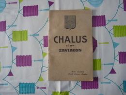 Chalus Et Ses Environs (O) - Limousin