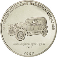 Monnaie, CONGO, DEMOCRATIC REPUBLIC, 10 Francs, 2002, FDC, Copper-nickel, KM:194 - Congo (République Démocratique 1998)