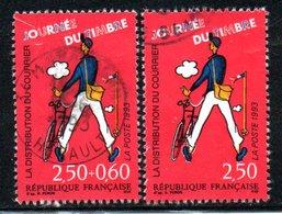 N° 2792 / 2793 - 1993 - France