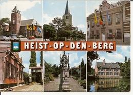 Groeten Uit Heist-op-den-Berg  (4 Zichten) - Heist-op-den-Berg