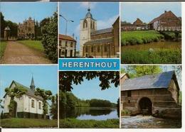 Groeten Uit Herenthout  (6 Zichten) - Herenthout