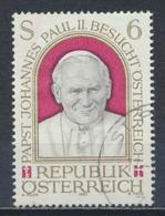 °°° AUSTRIA 1983 - Y&T N°1580 °°° - 1945-.... 2a Repubblica