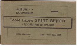 Carnet De 11 Cartes D'ardouane - Otros Municipios