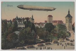 Arbon - Zeppelin, Saurer Parade, Animee - TG Thurgovie