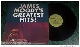 "LP 30cm * JAMES MOODY'S  "" GREATEST HITS !"" *< PRESTIGE 7431 (made In U.S.A.) - Jazz"