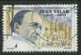 3398 - 2001 - Jean Vilar 1912-1971 - Cachet Rond - France