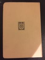 Manuali Hoepli Ghersi Manuale Del Ciclista 1901 - Books, Magazines, Comics