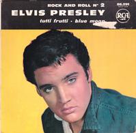 ELVIS PRESLEY - ROCK N ROLL N°2 - EP - 45 Rpm - Maxi-Single