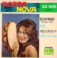 ELEK BACSIK - BOSSA NOVA -  EP - 45 Rpm - Maxi-Single