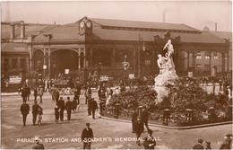 Paragon Station And Soldier\'s Memorial, Hull - United Kingdom