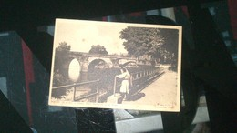 CPA - POISSY Cours Henri Barbusse Et Le Pont - Poissy