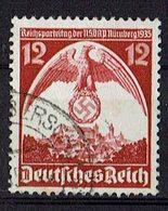 DR 1935 // Mi. 587 O (024..832) - Deutschland
