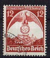 DR 1935 // Mi. 587 O (024..833) - Deutschland