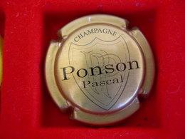 *  Capsule De Champagne  PONSON Pascal  N° 1  * - Capsules