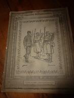 1914-18 LA GUERRE DOCUMENTÉE: Opérations (gravures Sur Bois De Bout : Malcouronne)--> ,Woëvre Méridionale; Argonne;etc - Magazines & Papers