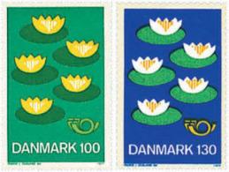 Ref. 96455 * NEW *  - DENMARK . 1977. NORDEN 77. NATURE PROTECTION CONVENTION. NORDEN 77. CONVENCION PARA LA PROTECCION  - Dänemark