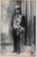 CPA Cambodge Cambodgia Le Roi Sisowath Non Circulé - Cambodge