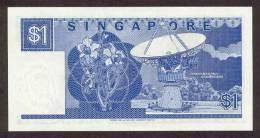 SINGAPORE P. 18a 1 D 1987 UNC - Singapour