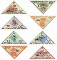 Ref. 72943 * NEW *  - DOMINICANA . 1957. GAMES OF THE XVI OLYMPIAD. MELBOURNE 1956. 16 JUEGOS OLIMPICOS VERANO MELBOURNE - Repubblica Domenicana