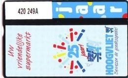 Telefoonkaart  LANDIS&GYR NEDERLAND * RCZ.420  249a * Hoogvliet *  TK * ONGEBRUIKT * MINT - Nederland