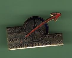 SALON INTERNATIONAL AUTO-MOTO-KARTING COMPETITION 92 *** 0034 - Car Racing - F1
