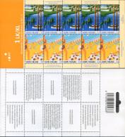 Ref. 276245 * NEW *  - FINLAND . 2012. EUROPA CEPT 2012 - TURISMO - Unused Stamps
