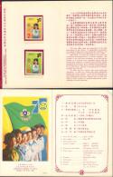 Ref. 372487 * NEW *  - FORMOSA . 1985. 75th ANNIVERSARY OF THE GIRL GUIDES. 75 ANIVERSARIO DEL ESCULTISMO FEMENINO - Nuevos