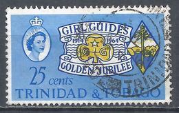 Trinidad & Tobago 1964. Scott #114 Girl Guide Emblem * - Trinité & Tobago (1962-...)