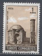 Turkey 1969. Scott #1792 (M) Ince Minare Mosque, Konya * - 1921-... République